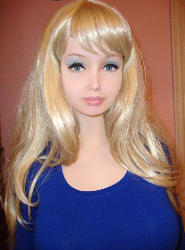 Lolita Richi, Human Barbie
