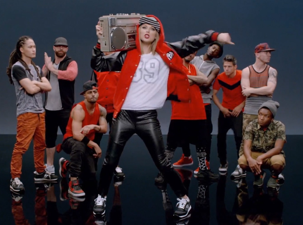 90s Rapper From Taylor Swift S Shake It Off Style E News