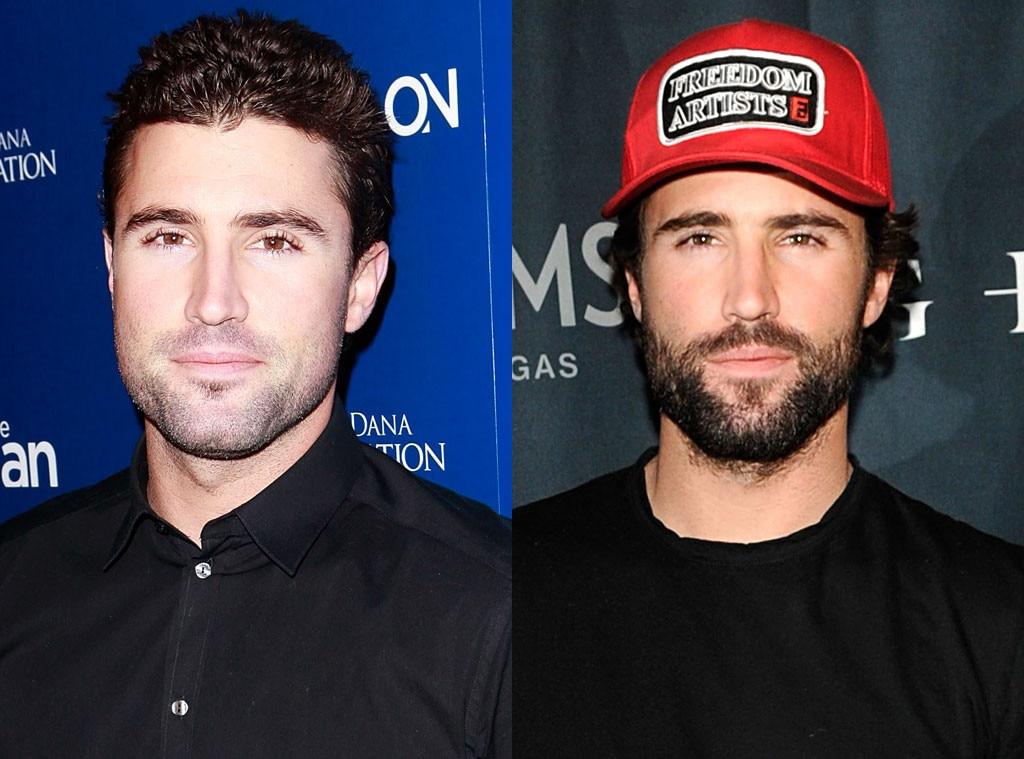 Bearded Celebs, Brody Jenner