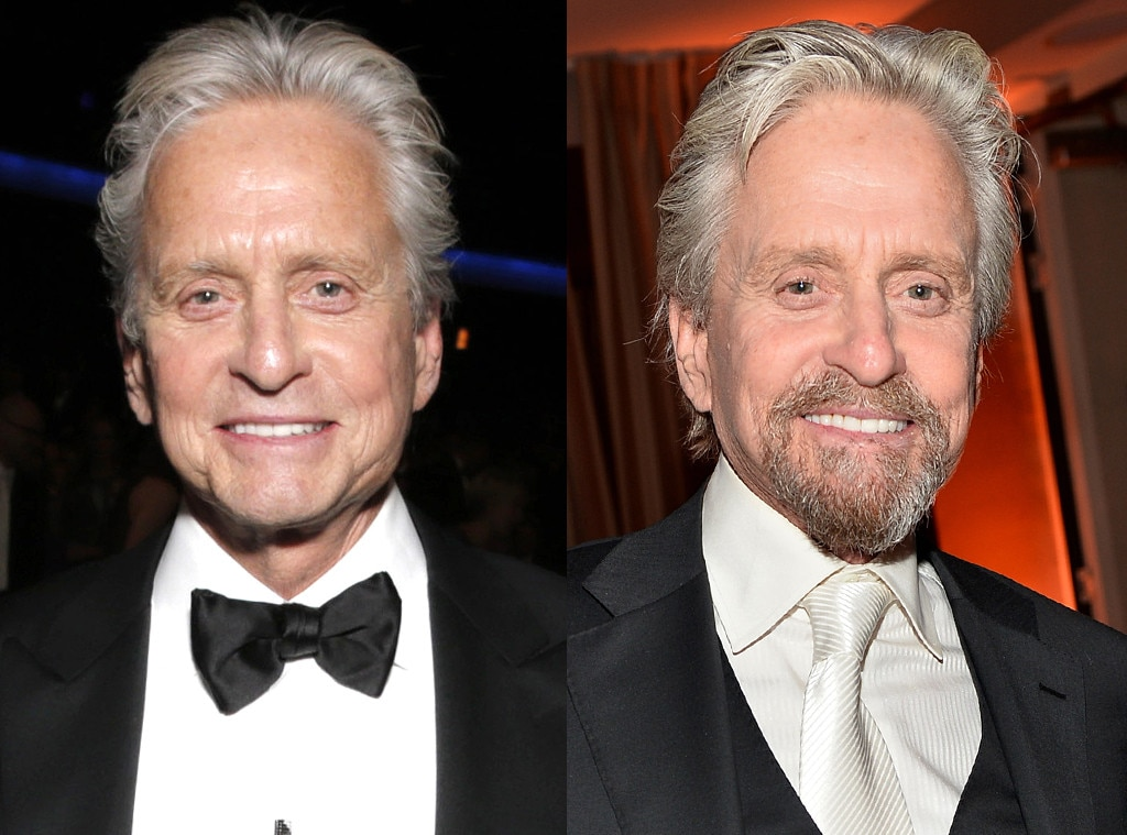Beards, Michael Douglas