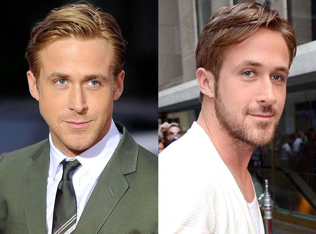Bearded Celebs, Ryan Gosling