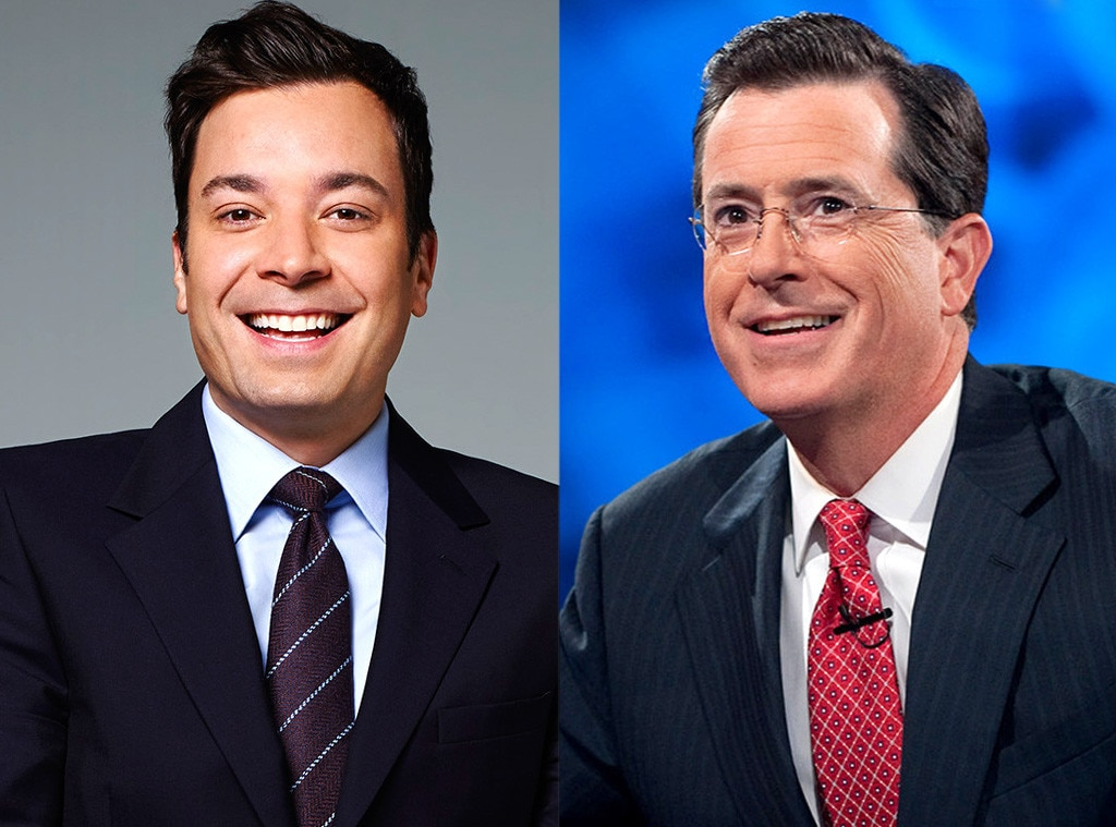Stephen Colbert, Jimmy Fallon, Emmy Predictions