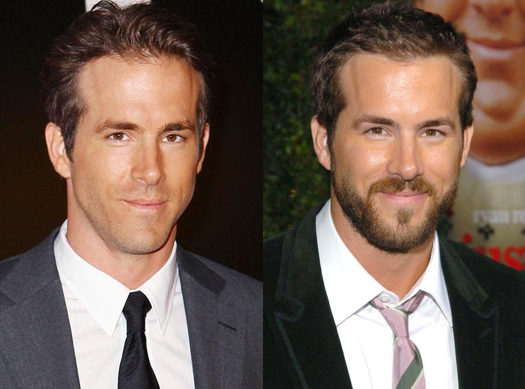 Bearded Celebs, Ryan Reynolds