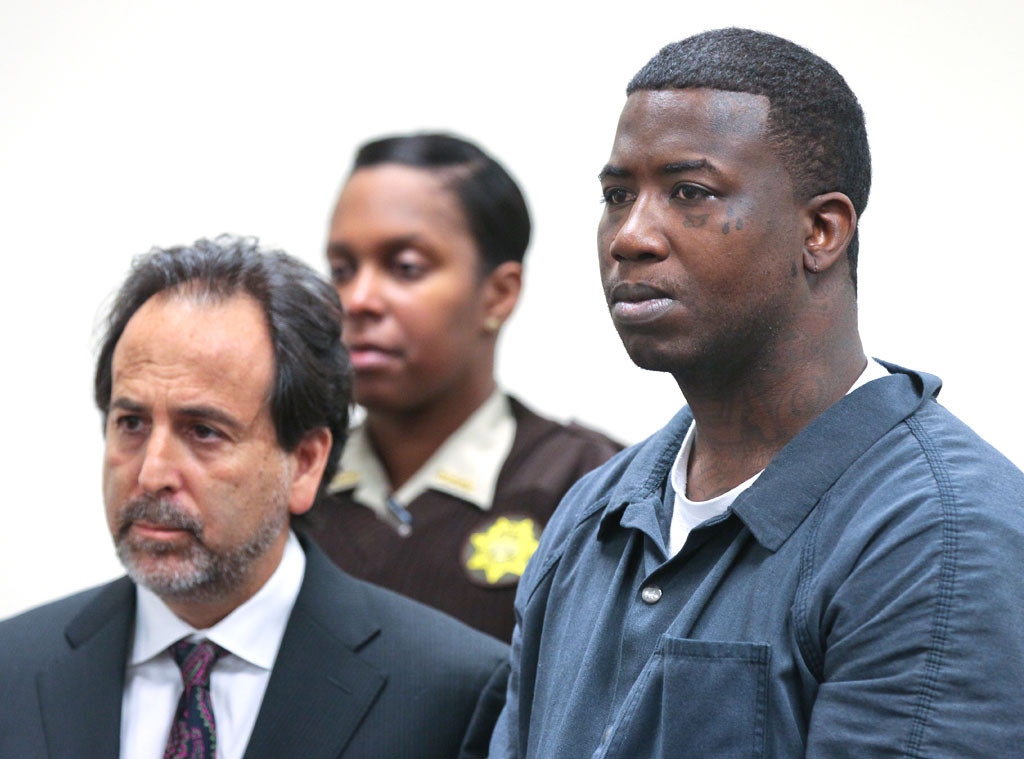 Gucci Mane Gets 3 Years In Prison For Cutting Fan With A Bottle E Online Au