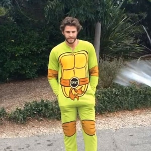 Liam Hemsworth, Ice Bucket Challenge