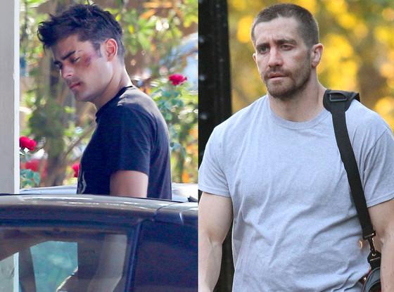 Zac Efron, Jake Gyllenhaal
