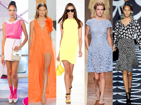 New York Fashion Week Color Prediction: Which Hues Will Be the Hottest?