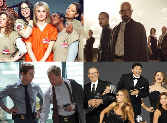 Orange Is the New Black, Modern Family, True Detective, Breaking Bad, Emmy Predictions