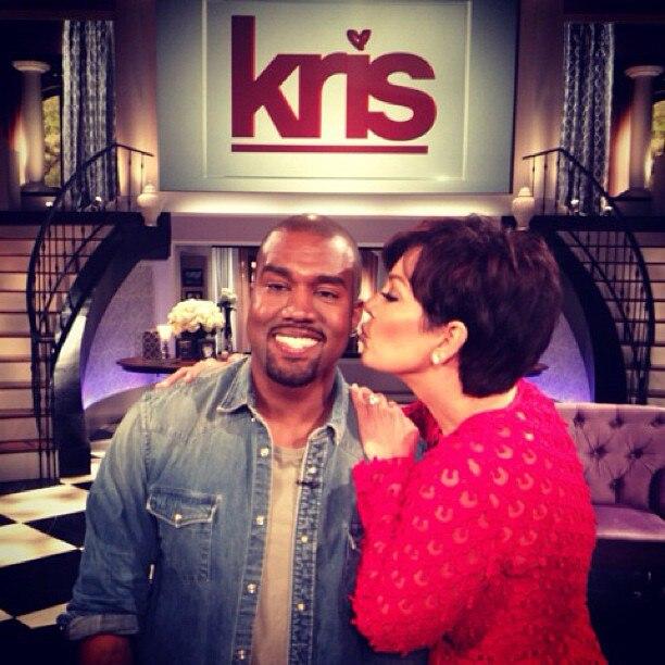 Kardashians Supports Kanye West