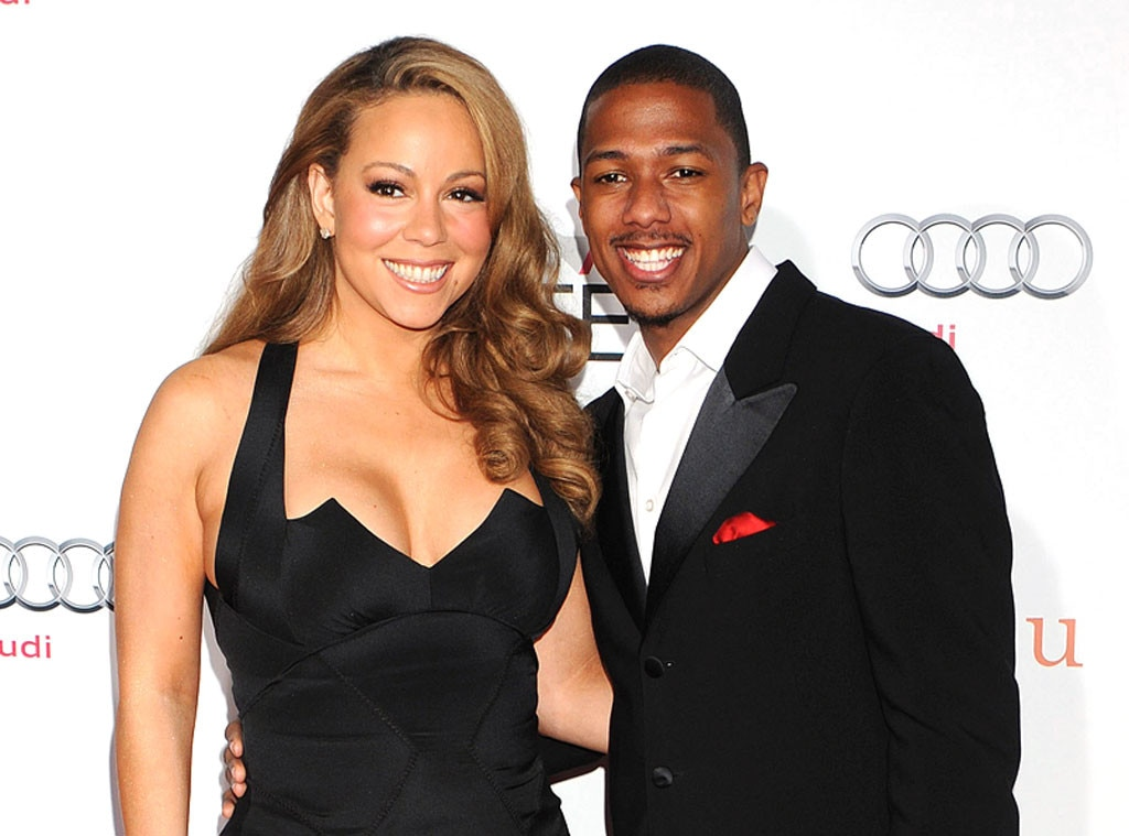 nick cannon dating mariah