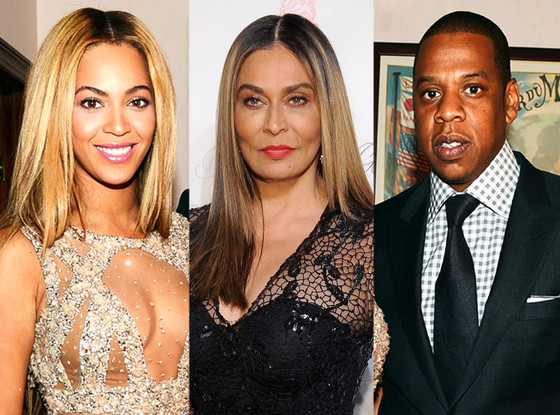 Beyonce, Tina Knowles, Jay Z