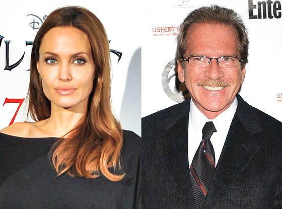 Angelina Jolie, Pat O'Brien