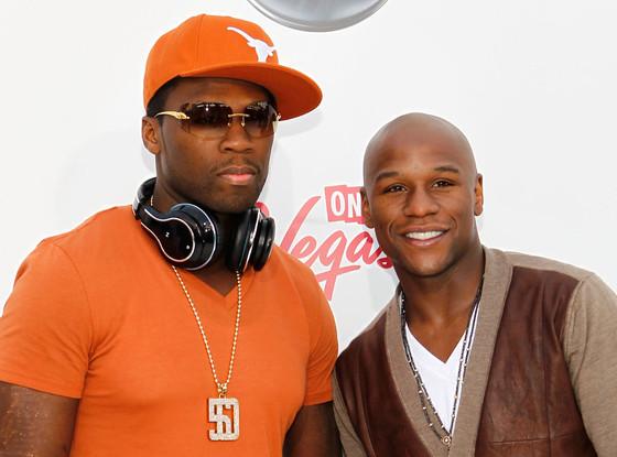 50 Cent, Floyd Mayweather, Jr.