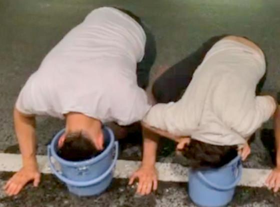 Nicholas Hoult, Kristen Stewart, ALS Ice Bucket Challenge