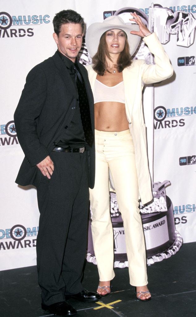 Jennifer Lopez, MTV VMA's 1998