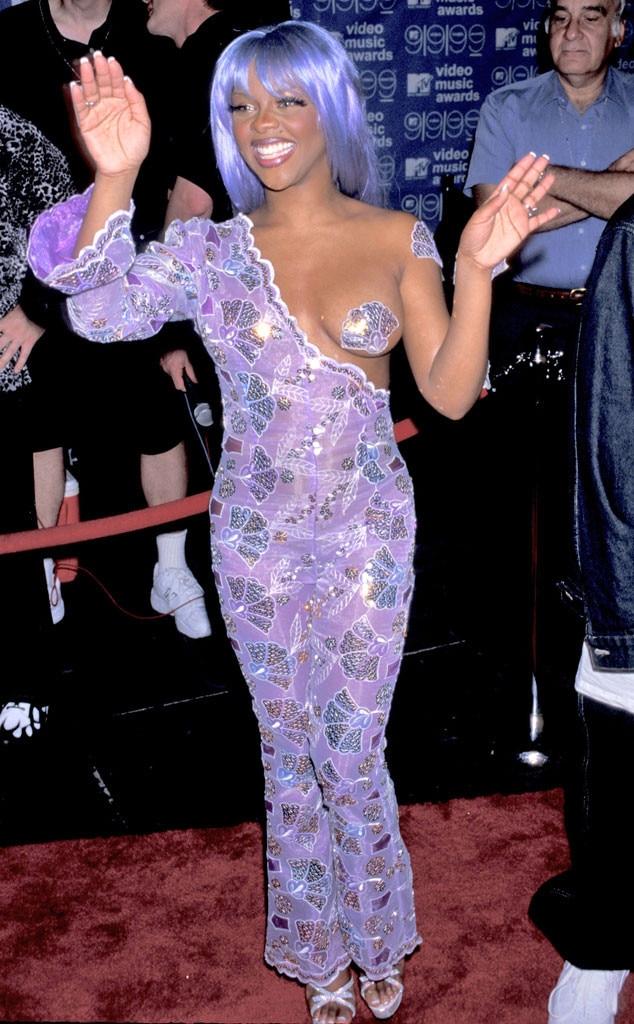Lil Kim, VMAs, 1999