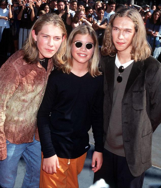 Hanson, MTV VMA's 1998