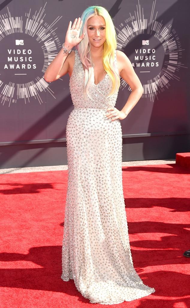 Kesha, MTV VMA's 2014