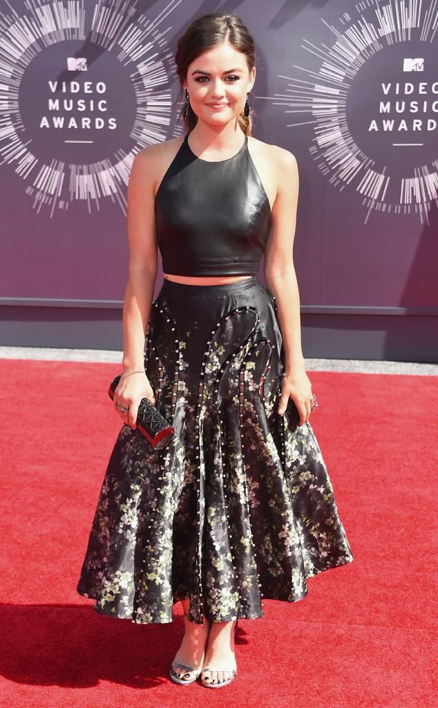 Lucy Hale, MTV VMA's 2014
