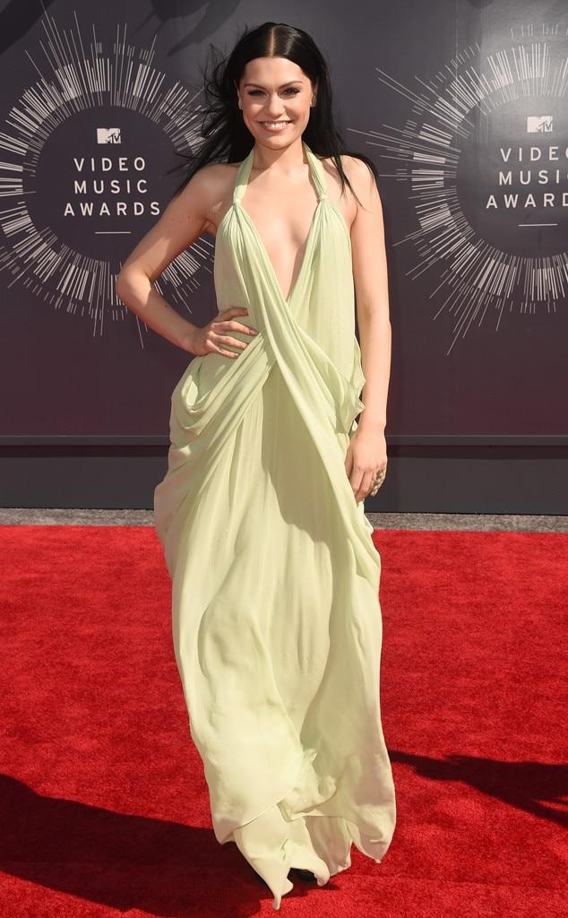 Jessie J From 2014 Mtv Video Music Awards Red Carpet