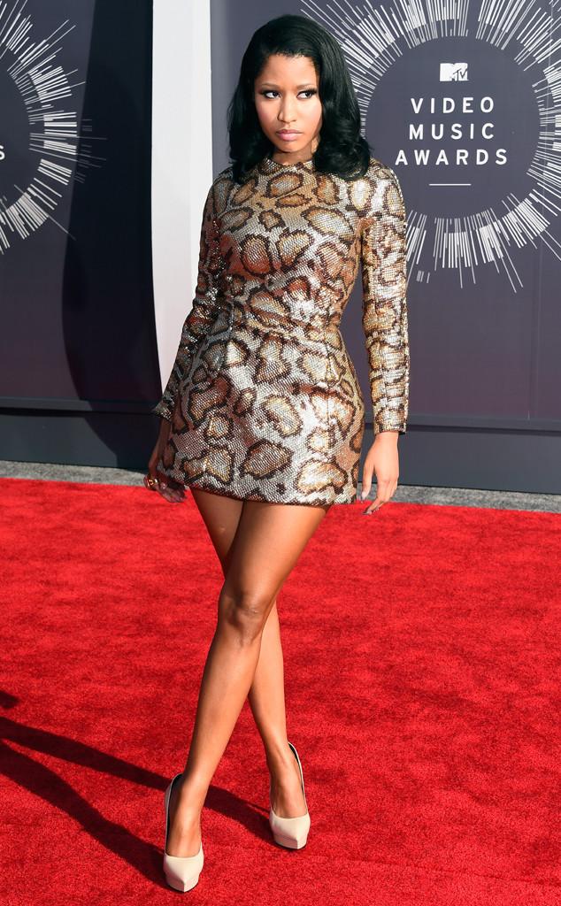 Nicki Minaj, MTV VMA's 2014