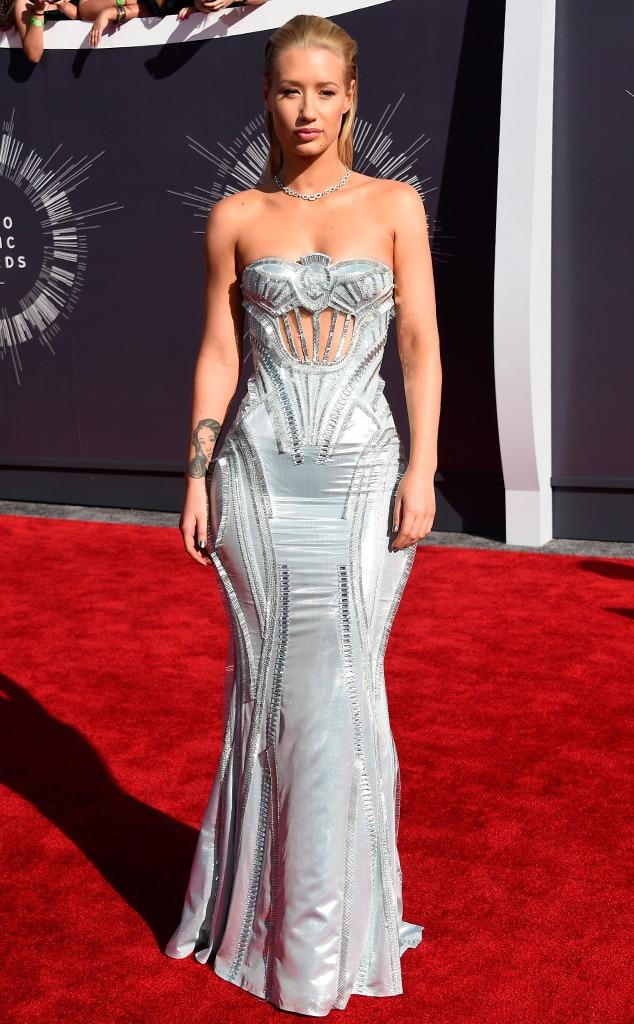 Iggy Azalea 2014 Dresses