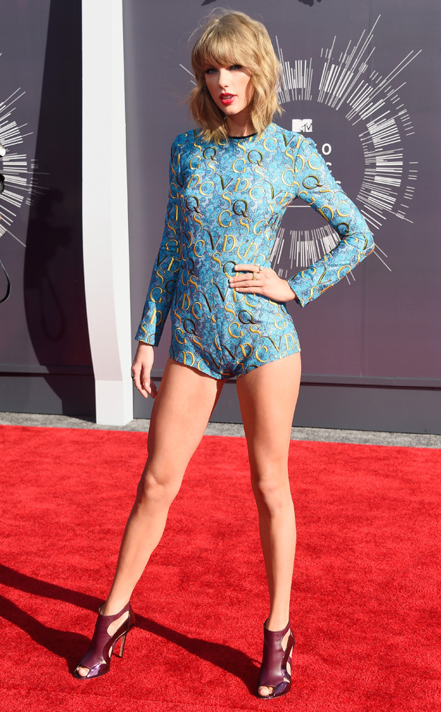 Taylor Swift, MTV VMAs 2014, Worst Dressed