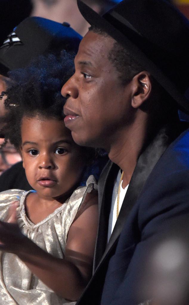 Jay-Z, Blue Ivy, Beyonce, MTV VMA's