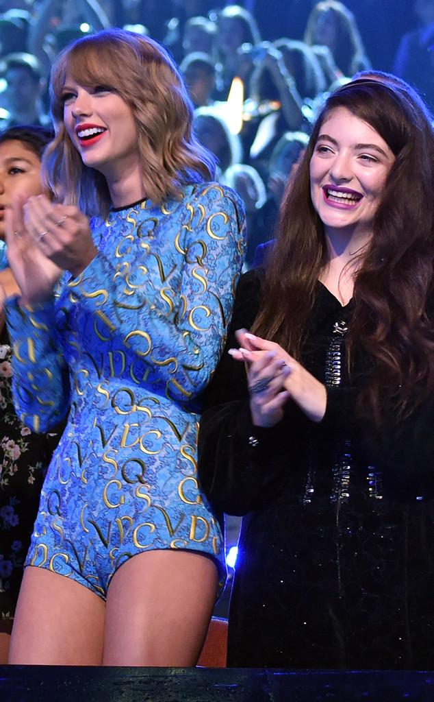 Taylor Swift, Lorde, MTV VMA's 2014