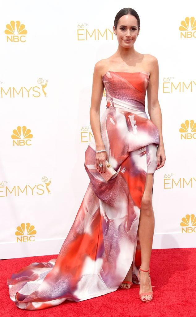 Louise Roe, Emmy Awards 2014