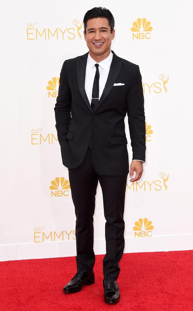 Mario Lopez, 2014 Emmy Awards