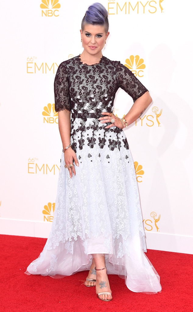 Kelly Osbourne, Emmy Awards 2014