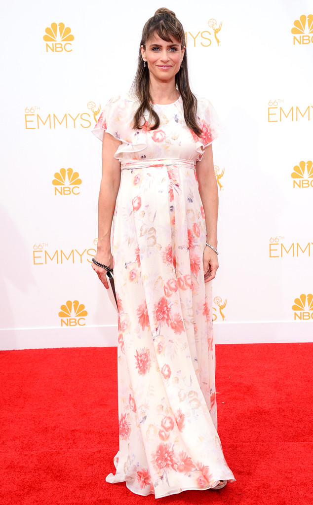 Amanda Peet, Emmy Awards 2014