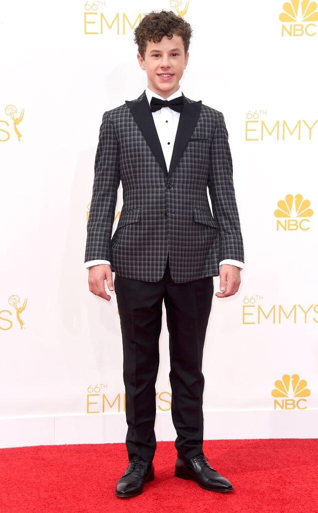 Nolan Gould, Emmy Awards 2014