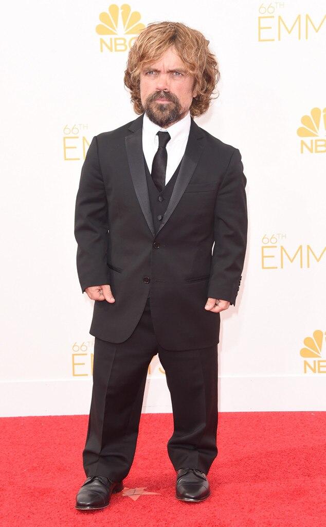 Peter Dinklage, Emmy Awards 2014