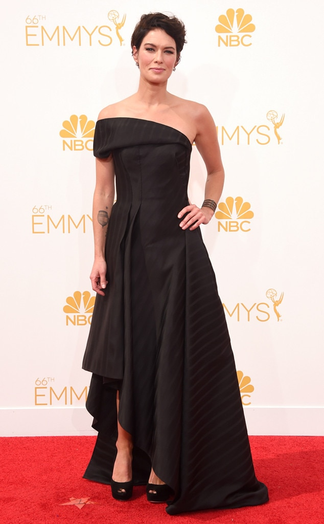 ESC: Lena Headey, Emmy Awards 2014, Rubin Singer