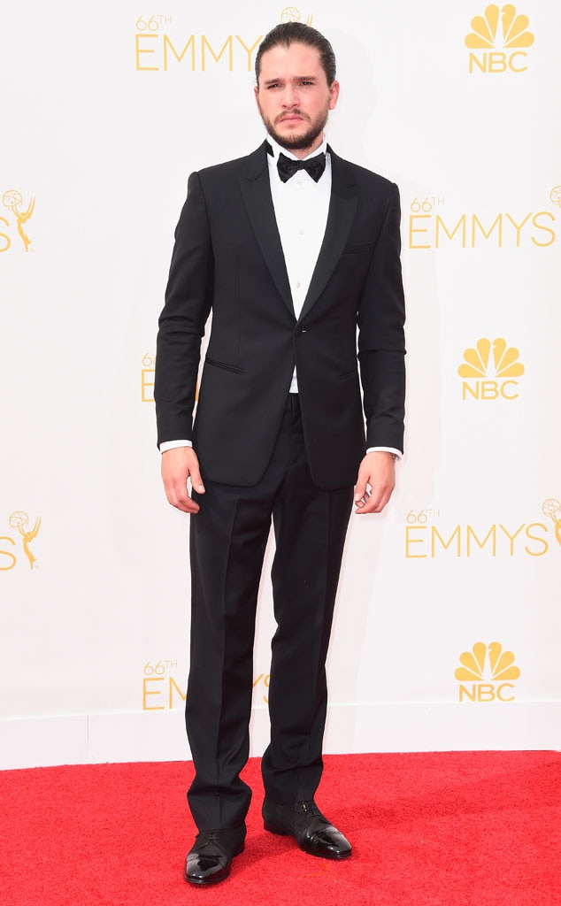 Kit Harington, Emmy Awards 2014