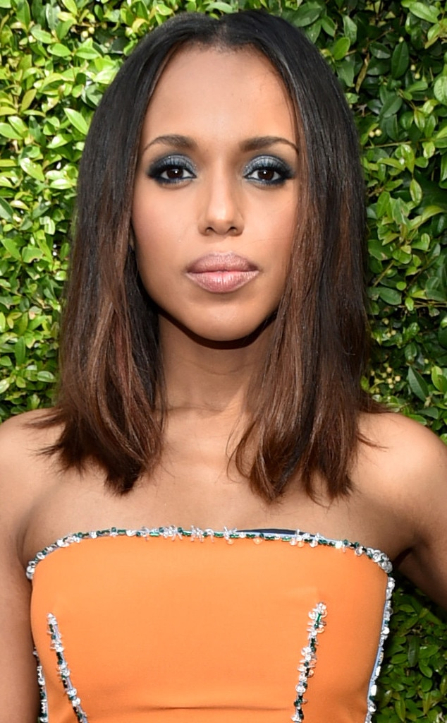 Kerry Washington From Fall 2014 Hair Color Inspiration E News
