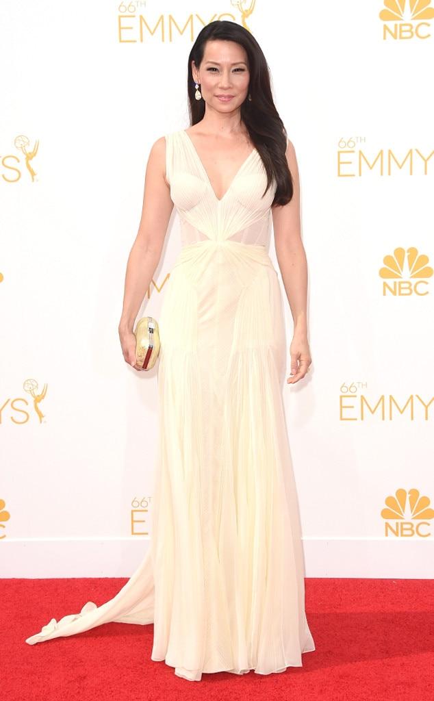 Lucy Liu, Emmy Awards 2014