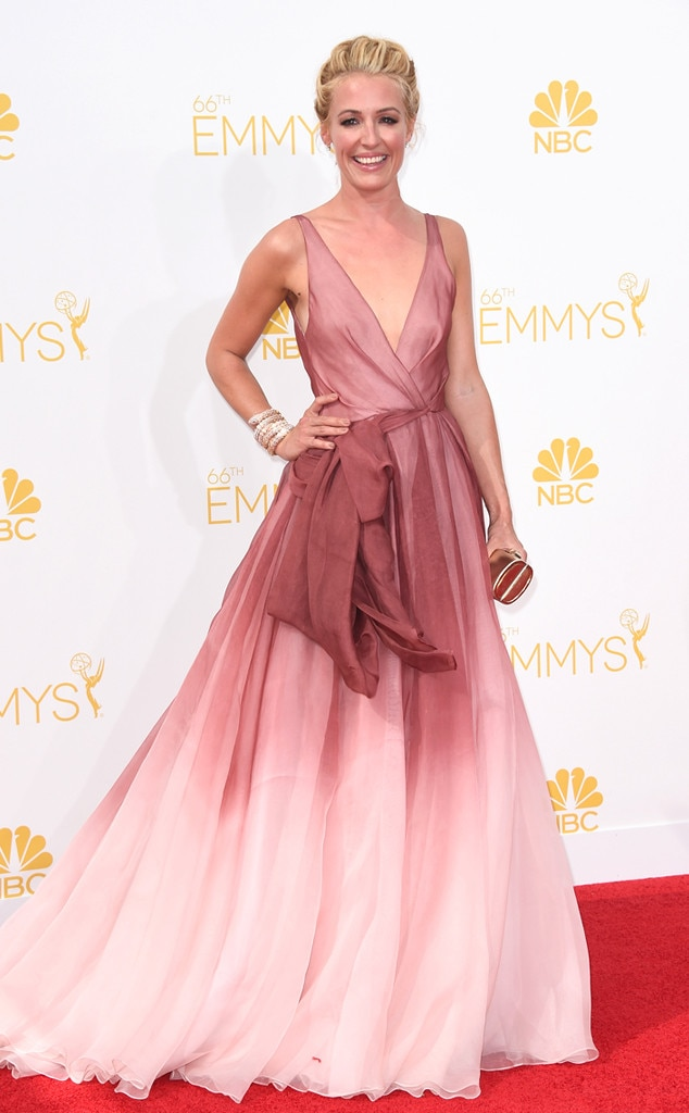 Cat Deeley, Emmy Awards 2014