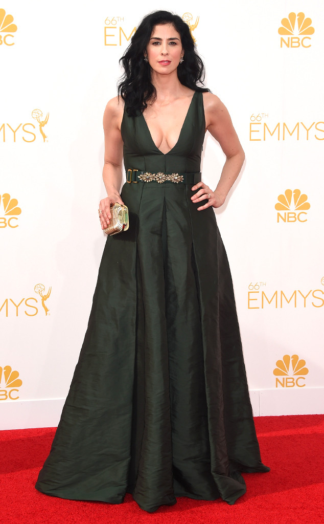 Sarah Silverman, Emmy Awards 2014