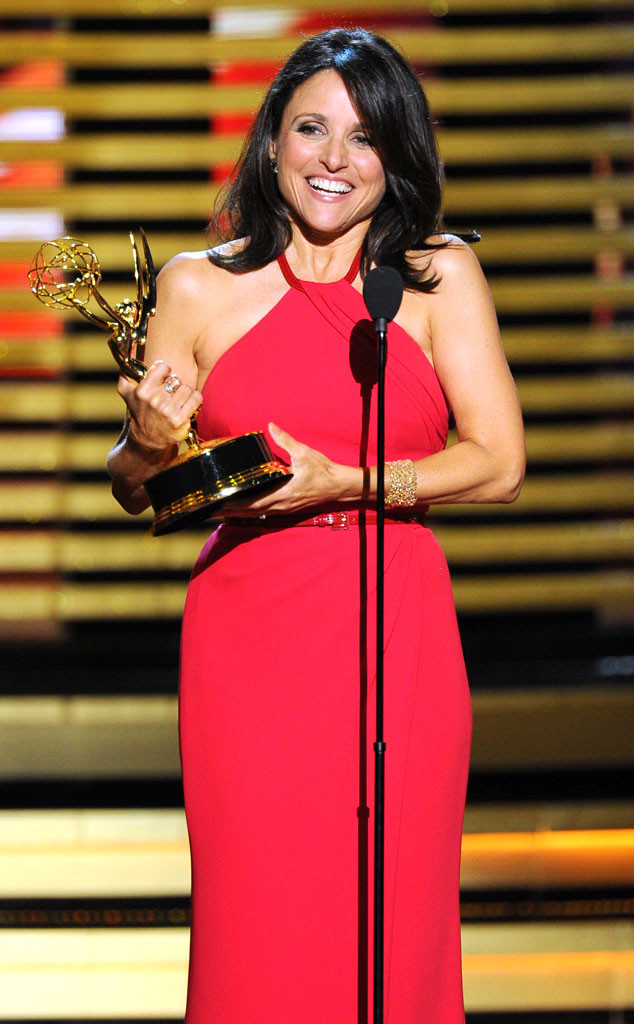 Julia Louis-Dreyfus, Emmy Awards 2014 Show