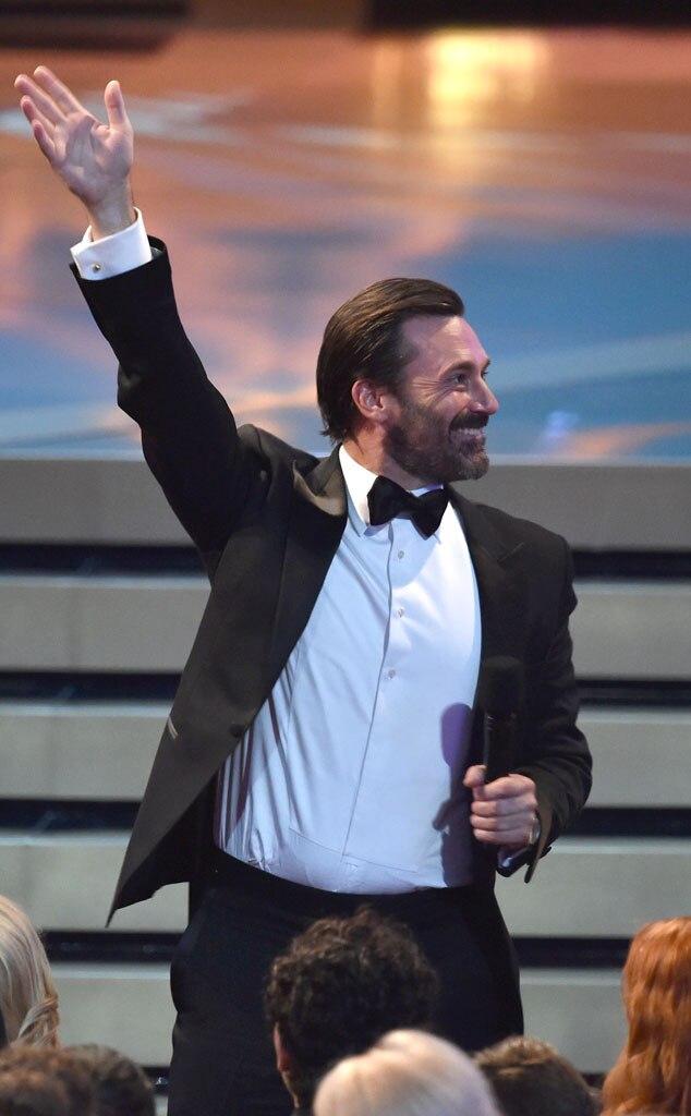 Jon Hamm, Emmy Awards 2014 Show