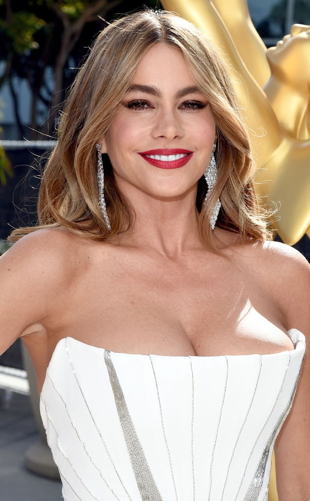 Sofia Vergara, Emmy Awards 2014, Best Beauty Looks