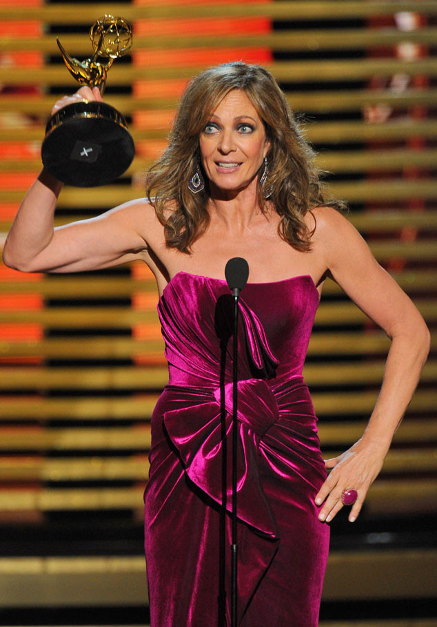 Allison Janney, Emmy Awards 2014 Show