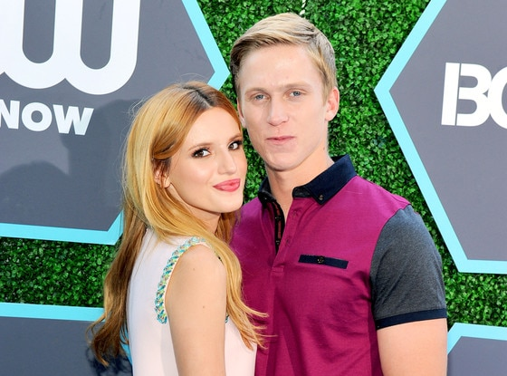 Is bella thorne dating tristan klier
