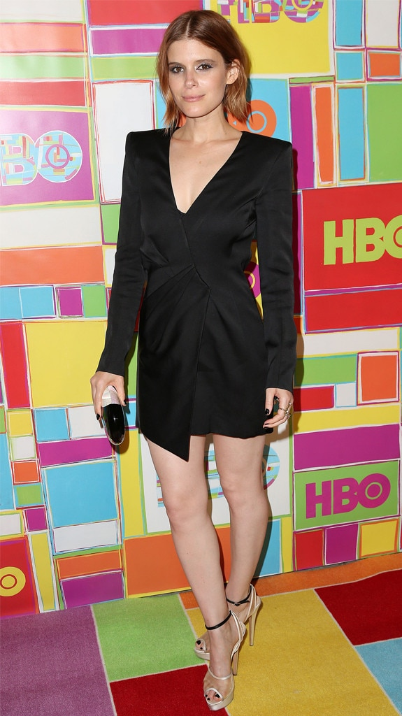Kate Mara, Emmy Awards, After Party Dresses