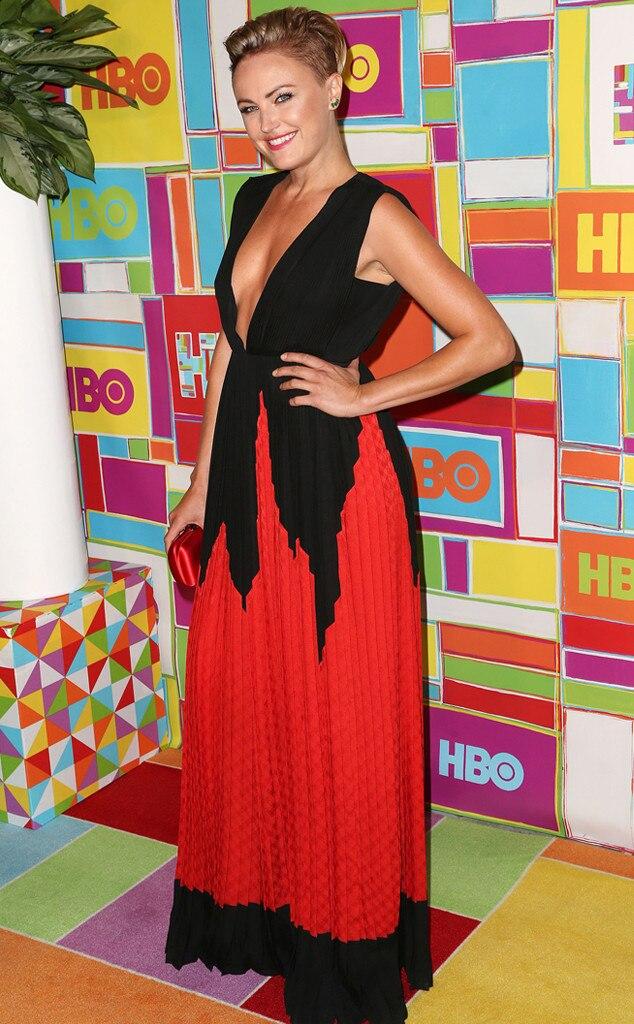 Malin Akerman, Emmy Awards, After Party Dresses