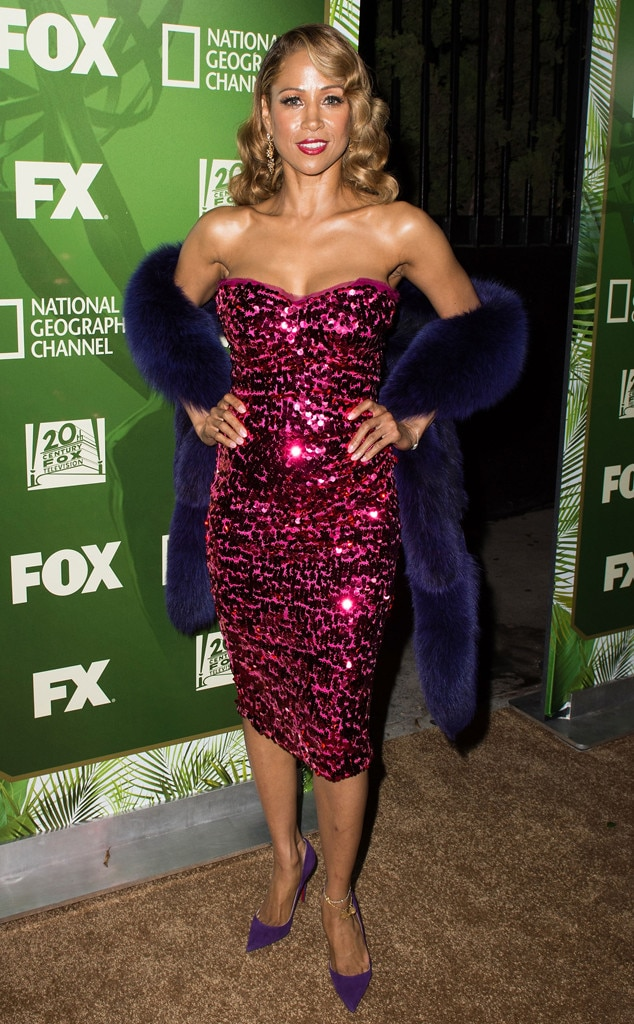 Stacey Dash, Emmy Awards, After Party Dresses