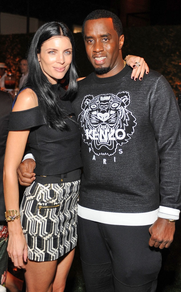"""Liberty Ross, Sean """"P Diddy"""" Combs"""